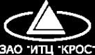 Логотип компании КРОС